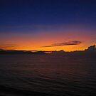 Evening sky - cielo en el artedecer, Puerto Vallarta, Mexico by PtoVallartaMex