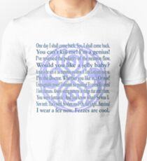 Galliphrases Unisex T-Shirt