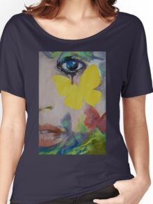 Heart Obscured by the Moon Women's Relaxed Fit T-Shirt