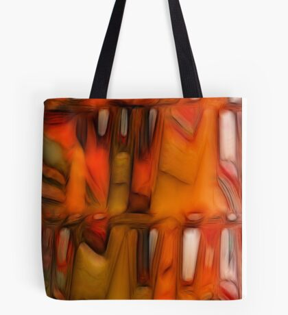 Triptych. Well-tempered Tote Bag