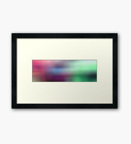 Harmony of the Spheres #2 Framed Print
