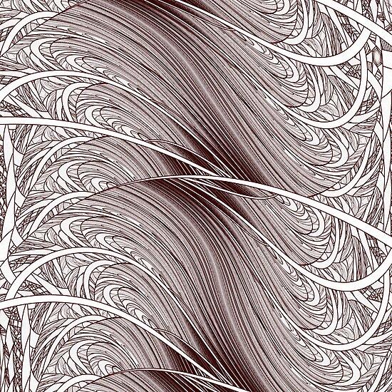 Organic Currents by Benedikt Amrhein