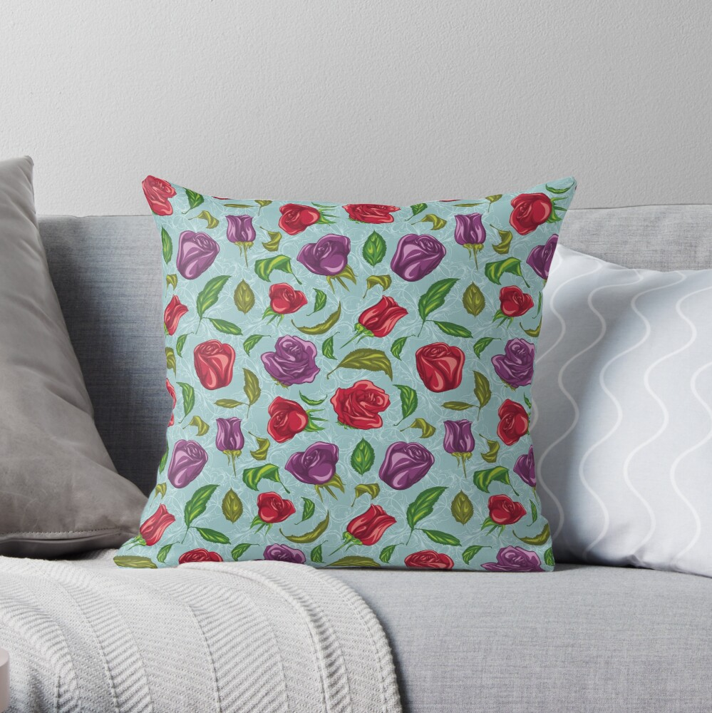 Delightful products Throw Pillow