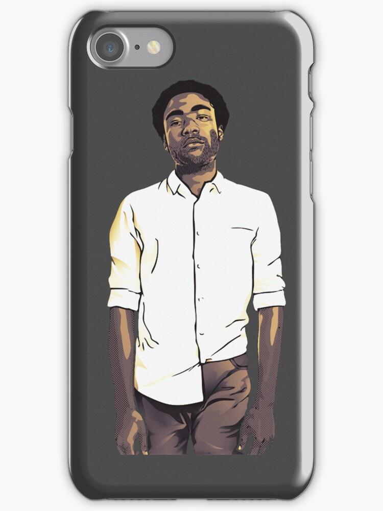 Childish Gambino / Donald Glover by M. Russell