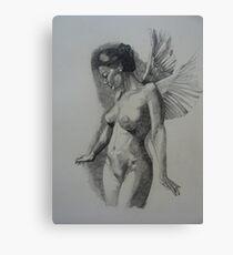 Night Angel Canvas Print
