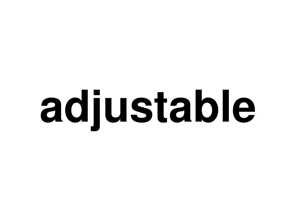 adjustable by ninov94