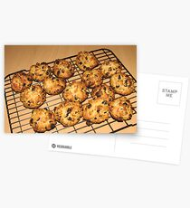 Rock Cakes - Fresh from the Oven Postcards