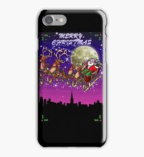 Here comes Santa Claus iPhone Case/Skin