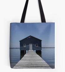 Crawley Edge Boatshed Tote Bag