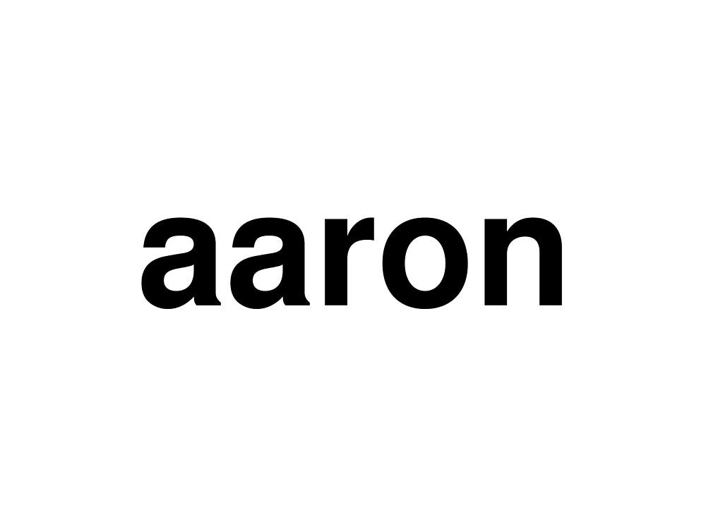aaron by ninov94