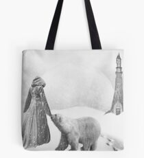 Searching For Shelter... Tote Bag