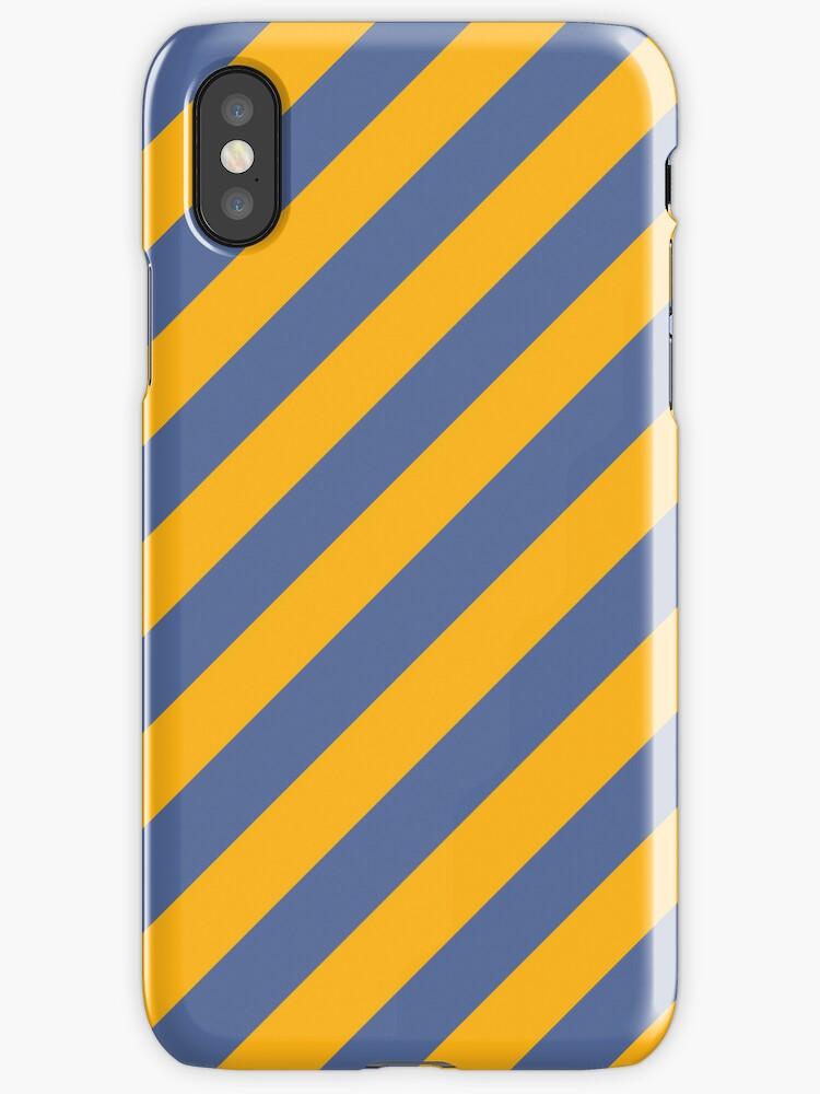 UCLA stripes by Nikola Kantar