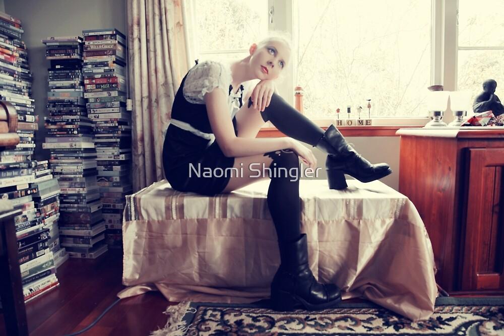 Domesticated Cosplayer by Naomi Shingler