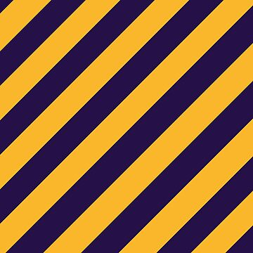 Los Angeles Lakers stripes by altoid