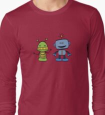 robot friends T-Shirt