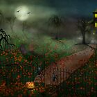 Halloween - One Hallows Eve by Michael Savad