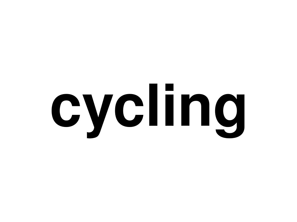 cycling by ninov94