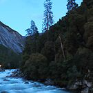 Merced River by blew12bandit