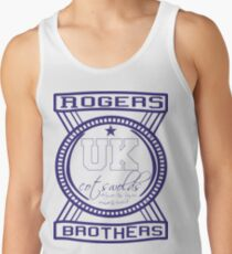 uk cotswolds logo by rogers bros tshirts Tank Top