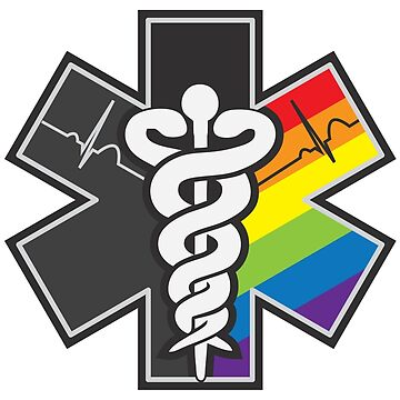 LGBT Pride - Star of Life by DRattus91
