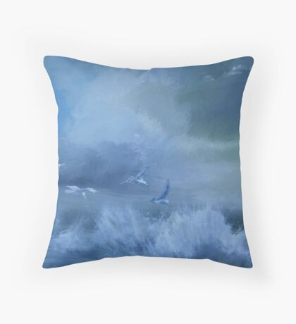 Always Hungry Throw Pillow