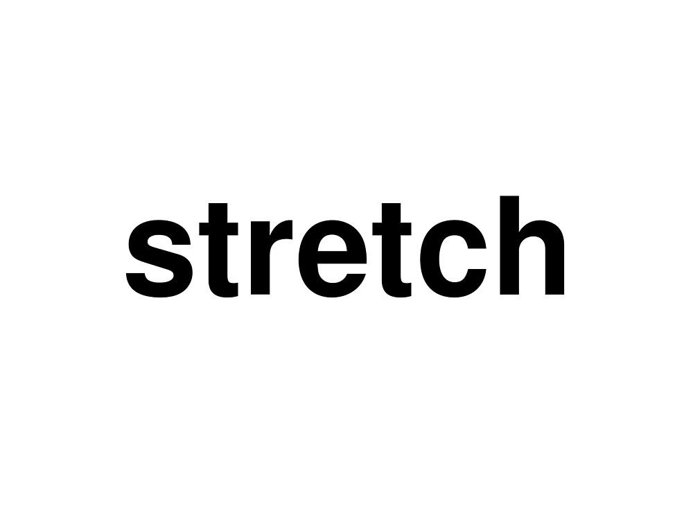 stretch by ninov94