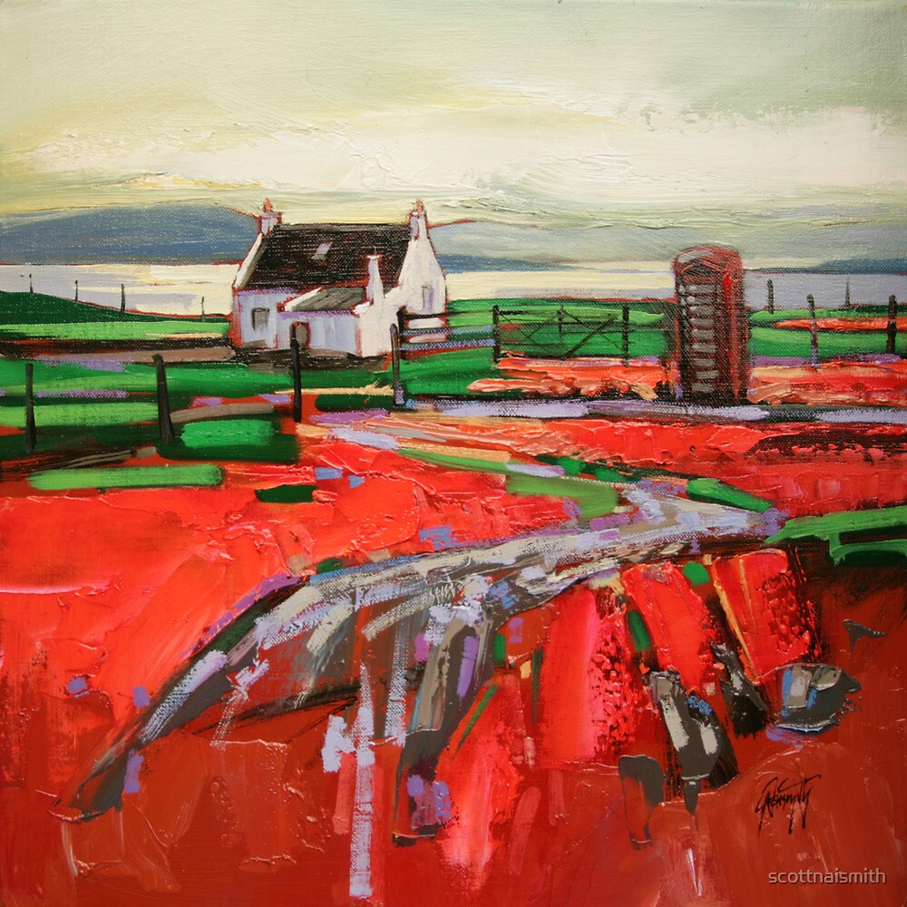 Skye Phonebox by scottnaismith