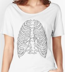 Ribs 2 Women's Relaxed Fit T-Shirt
