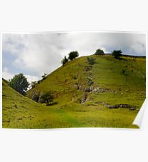 Cressbrok Dale Meets Tansley Dale Poster