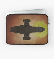 I'm a leaf on the wind - Firefly / serenity  Laptop Sleeve