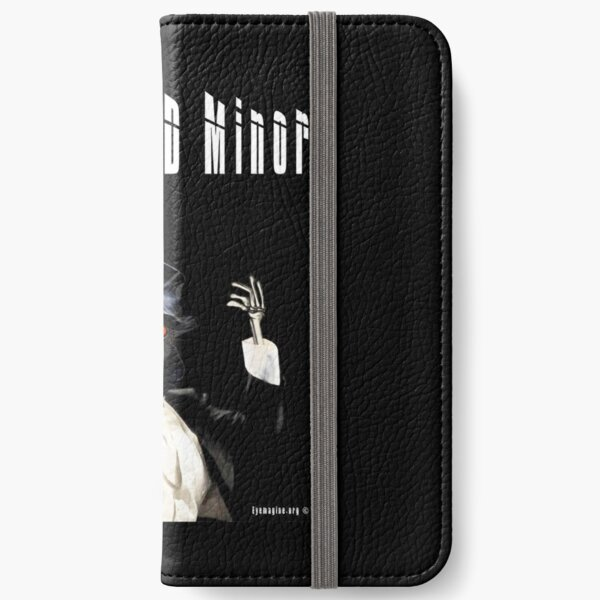 Fugue in D Minor iPhone Wallet