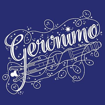Geronimo! by tillieke