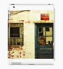 an old facade iPad Case/Skin
