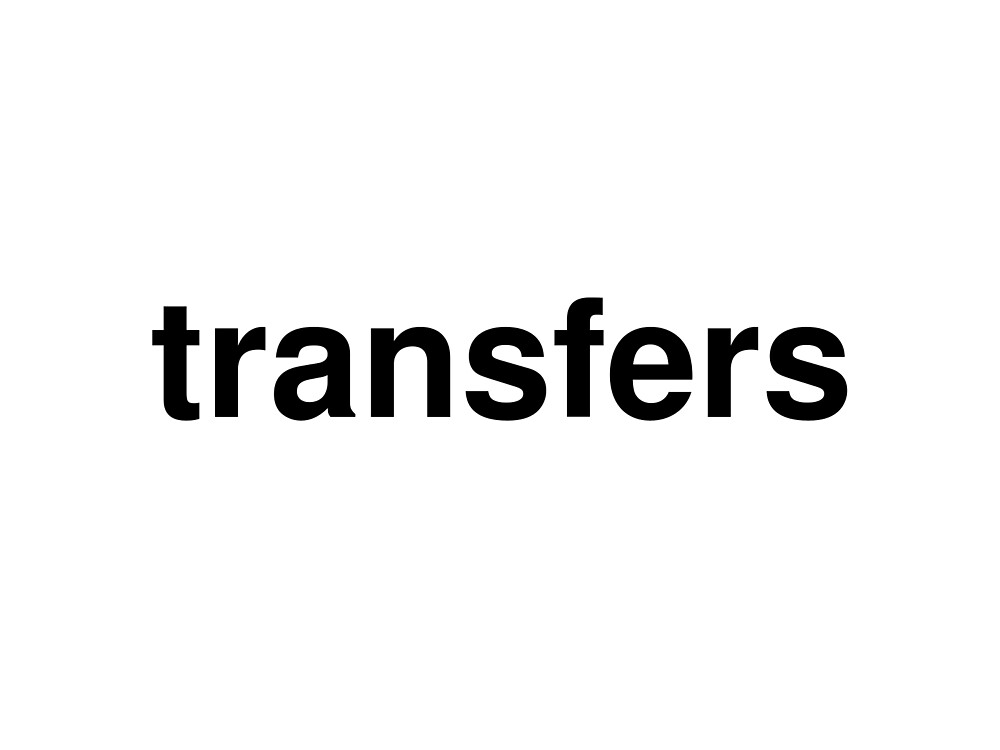 transfers by ninov94