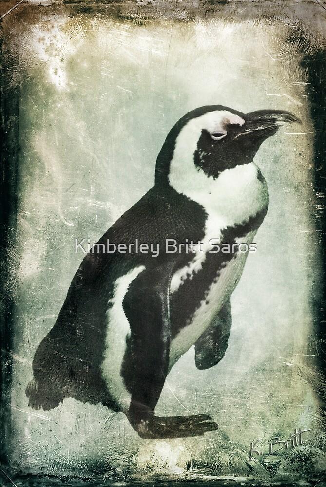 Penguin On Ice by KBritt