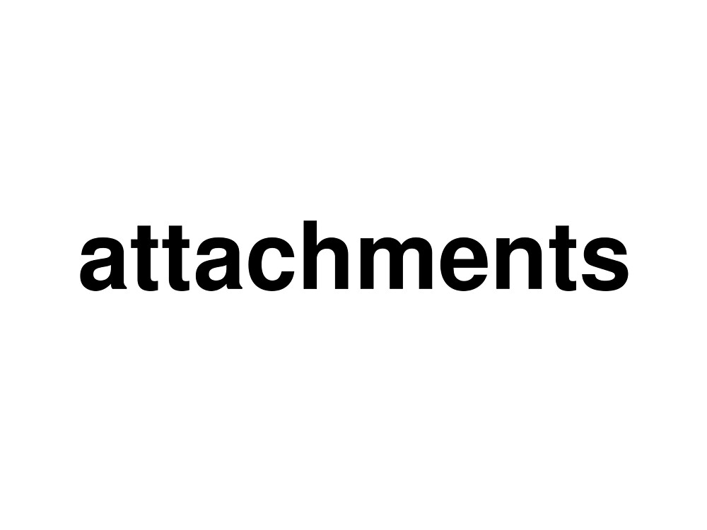 attachments by ninov94