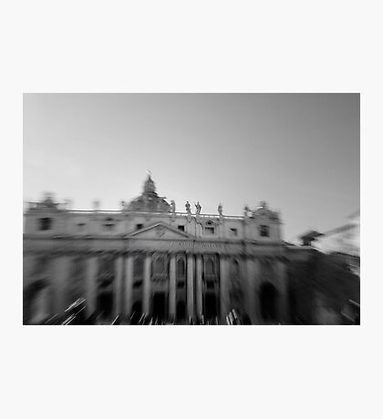 Rome - S.Pietro Photographic Print