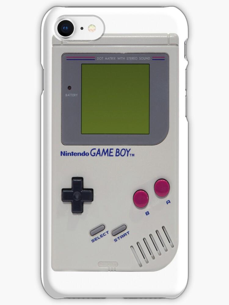 Nintendo Gameboy iPhone 4/4S Case by Vagelis Georgariou