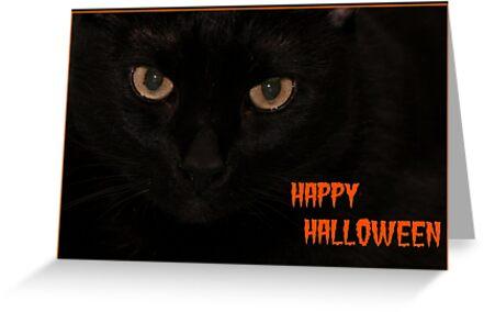 Halloween Card by Debbie Stika
