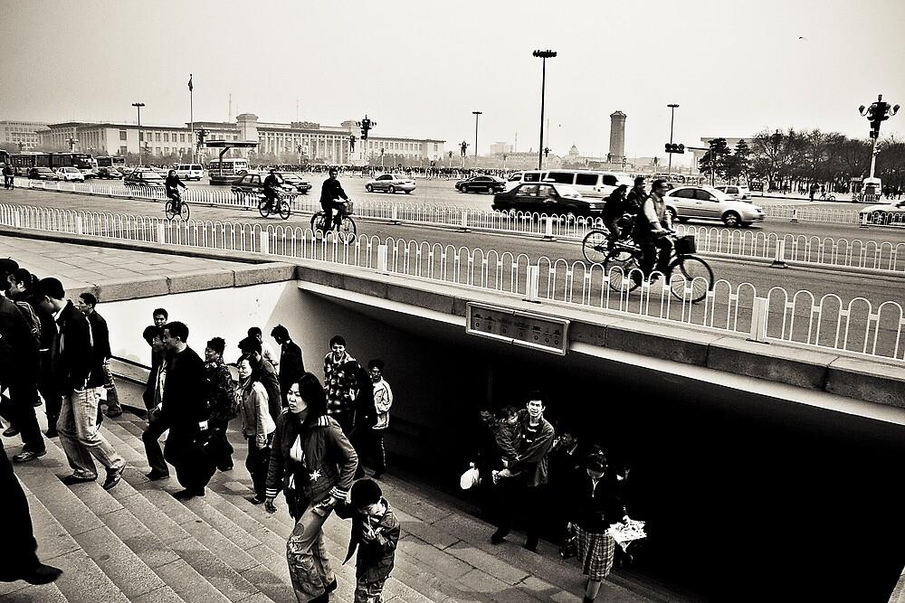 Tiananmen by Vincent Riedweg