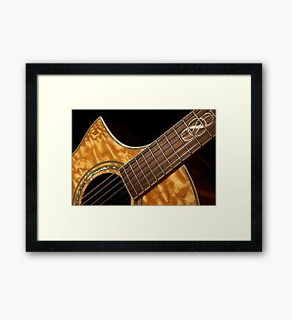 Exotic Inspiration Framed Print