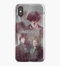 BBC Sherlock IPhone Case iPhone Case