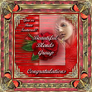 Beautiful Blends Group Featured Banner 1 by EnchantedDreams