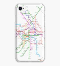 Berlin Metro iPhone Case/Skin