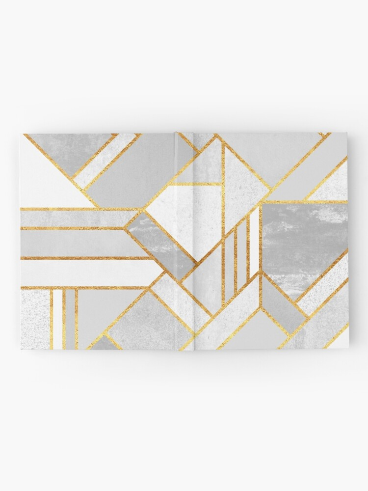 Alternate view of Gold City Hardcover Journal