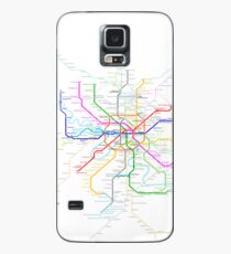 Moscow Metro Case/Skin for Samsung Galaxy