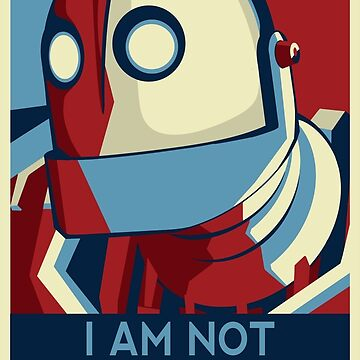 I am not a gun by BuckRogers