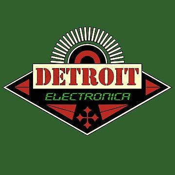 Detroit Electronica by monafar