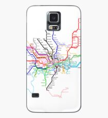 London Metro Case/Skin for Samsung Galaxy