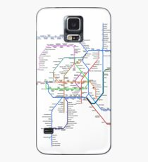 Vienna Metro Case/Skin for Samsung Galaxy